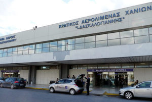 Rent Car Airport Chania
